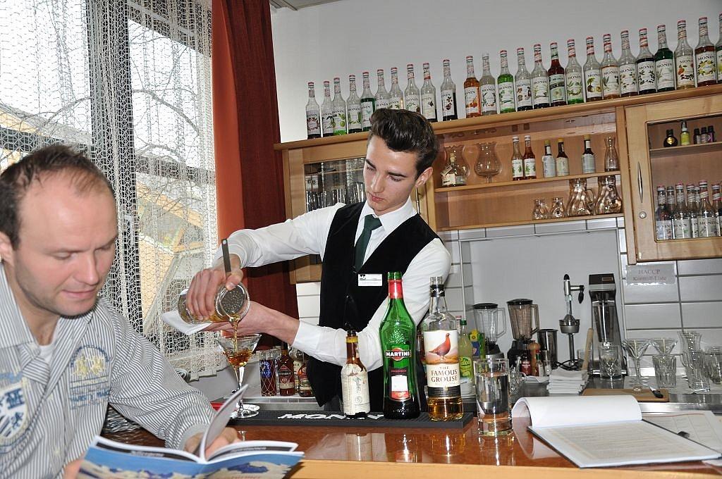 Niedlich Barkeeper Wieder Aufnehmen Ideen - Dokumentationsvorlage ...